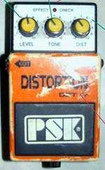 PSK Distortion DST-2