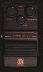 Ampeg Overdrive A-3