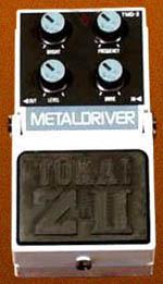 Tokai Metal Driver TMD-2