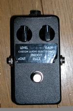 Custom Analog Electronics Freddy Fuzz