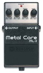 Boss Metal Core ML-2