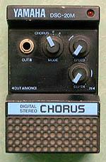 Yamaha Digital Stereo Chorus DSC-20M