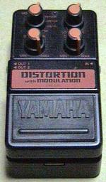 Yamaha Distortion with Modulation DM-100