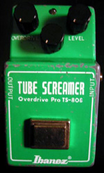 Ibanez Tube Screamer TS-808