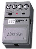 Ibanez Synthesizer Bass SB7