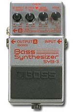 Boss Bass Synthesizer SYB-3