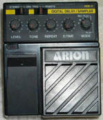 Arion Digital Delay / Sampler DDS-4