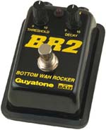 Guyatone Bottom Wah Rocker BR-2