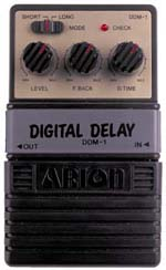 Arion Digital Delay DDM-1