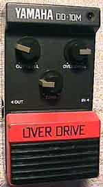 Yamaha Over Drive OD-10M