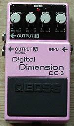 Boss Digital Dimension DC-3