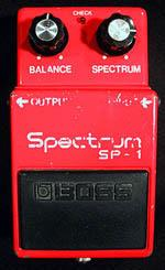 Boss Spectrum SP-1