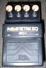 Aria Parametric EQ AEQ-1