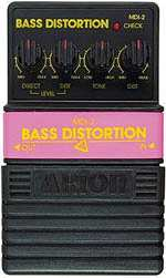 Arion Bass Distortion MDI-2