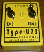Monotonic Labs TYPE-U73 synthesizer