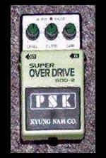PSK Super Overdrive SOD-2