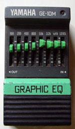 Yamaha Graphic EQ GE-10M