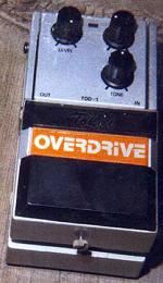 Tokai Overdrive TOD-1