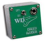 WD Music Products Green Ringer