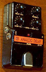 Pearl Analog Delay AD-08