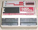 DigiTech Midi Controller Pedal PDS 3500