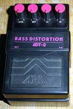 Aria Bass Distortion ADT-2