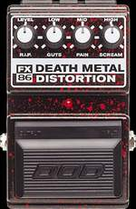 DOD Death Metal Distortion FX86