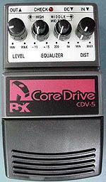 PSK Core Drive CDV-5