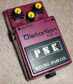 PSK Distorion DS-1