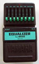 Yamaha Equalizer GB-100