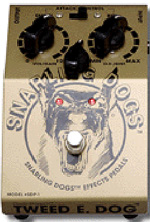 Snarling Dogs Tweed E. Dog