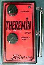 Bias Theremin BTM-2
