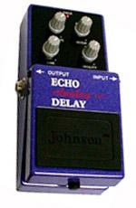Johnson Analog Delay (Echo) EAD-2