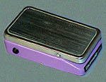 Colorsound Supa Wah Volume