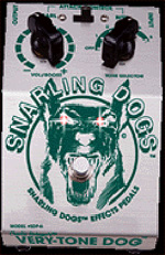 Snarling Dogs Very Tone Dog