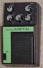 Ibanez Super Metal SML
