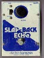 Electro Harmonix Stereo Slapback Echo
