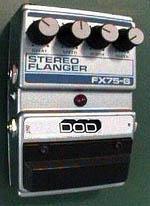 DOD Stereo Flanger FX75-B