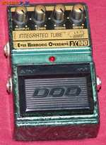 DOD Even Harmonic Overdrive FX100