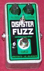 Effector 13 Disaster Fuzz