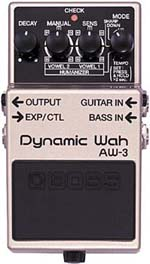 Boss Dynamic Wah AW-3