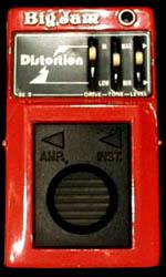 Multivox Big Jam Distortion SE-8