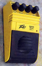 Peavey Digital Delay DDL-3