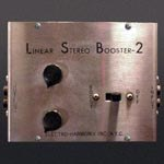 Electro Harmonix Linear Stereo Booster 2