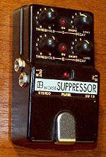 Pearl Stereo Noise Suppressor SU-19