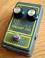 DOD Overdrive/Preamp 250