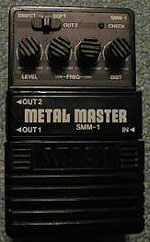 Arion Metal Master SMM-1