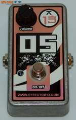 Effector 13 Clipping Boost (Artifact 05)