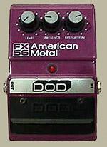 DOD American Metal FX56
