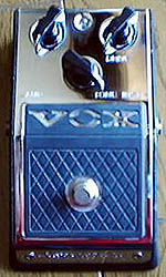 Vox Distortion Booster V830